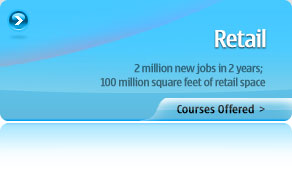 Retail - Courses Offered